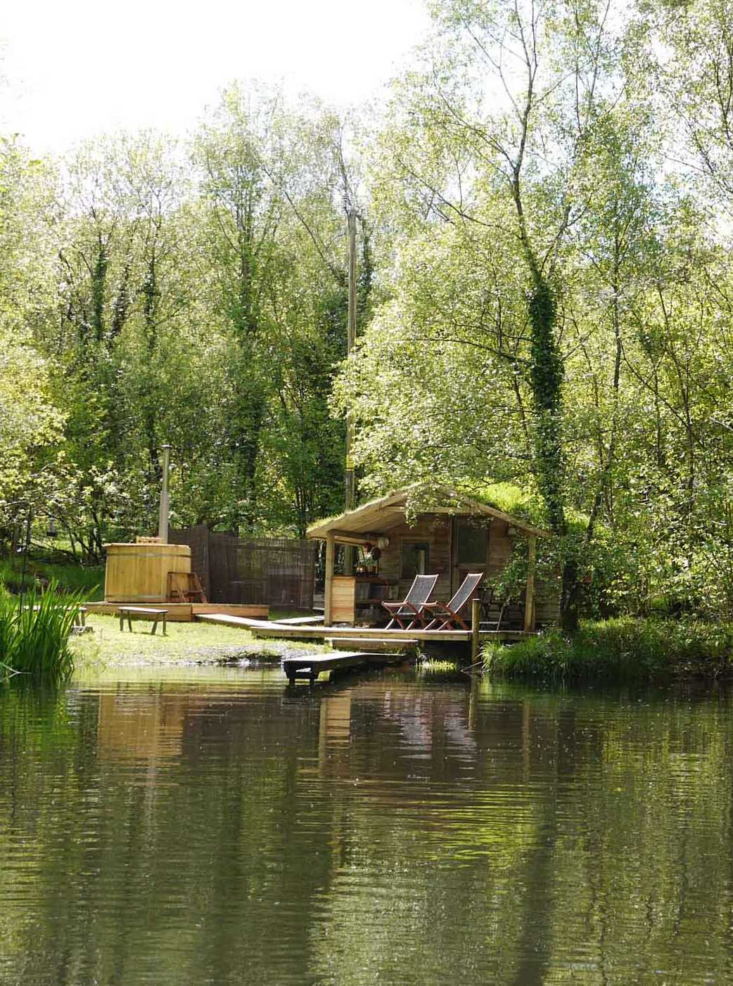 Online magazine all about Glamping