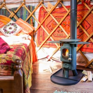 Anevay Stoves – Heating Up The Glamping World!