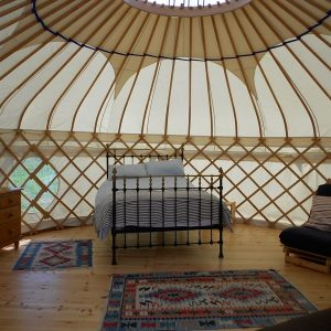 Yurt Holiday Competition – Winner Announced