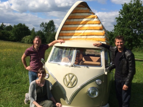 Meet Matilda – the VW Campervan (George Clarke's Amazing Spaces)