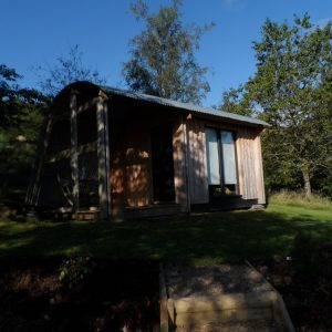 GLAMPING REVIEW: Morphpod at Brandy House Farm, Mid Wales