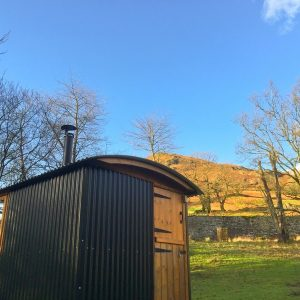 Herdy Huts – Luxury Lake District Shepherd Huts