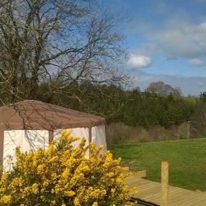 Penrallt Goch Farm Glamping, Pembrokeshire